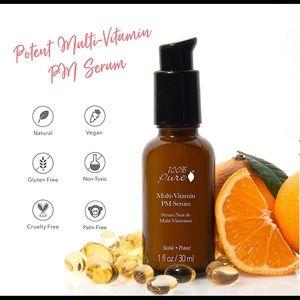 100% Pure Multi-Vitamin Potent PM Serum